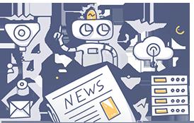 Data Factory - Gestion de BDD, Routage Newsletters